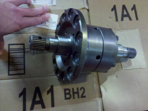 new front Limited Slip Differential, helical LSD, to go into my 2004 Subaru WRX Impreza