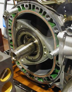 wankel engine rotor