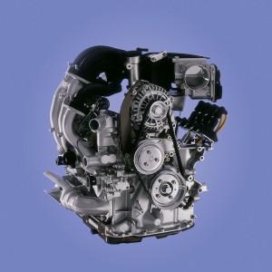 2004 Mazda RX-8 Renesis rotary wankel engine 13B-MSP