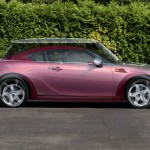 Subaru BRZ vehicle length compared to Mini Cooper