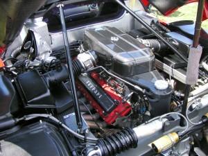 Enzo Ferrari Engine
